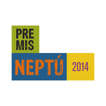 logo Premis Neptú 2014